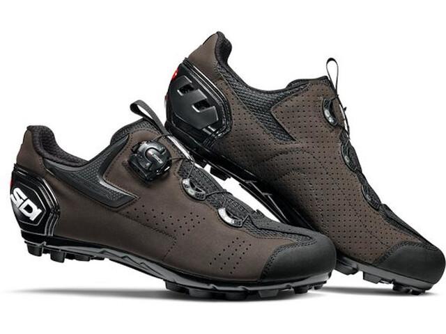 Sidi MTB Gravel Shoes Men, marrón/negro